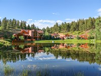 Sunrise Ranch : Florissant : Teller County : Colorado