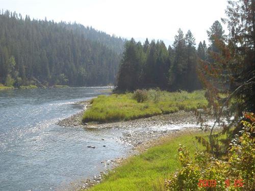 Island Oasis : Troy : Lincoln County : Montana