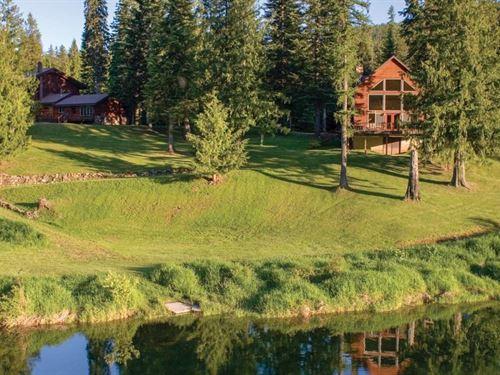 Bighorn Lodge : Noxon : Sanders County : Montana