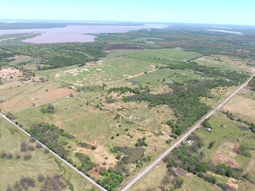 Land Auction In Oklahoma : Eufaula : Pittsburg County : Oklahoma