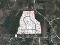 Residential Development Potential : Macon : Bibb County : Georgia