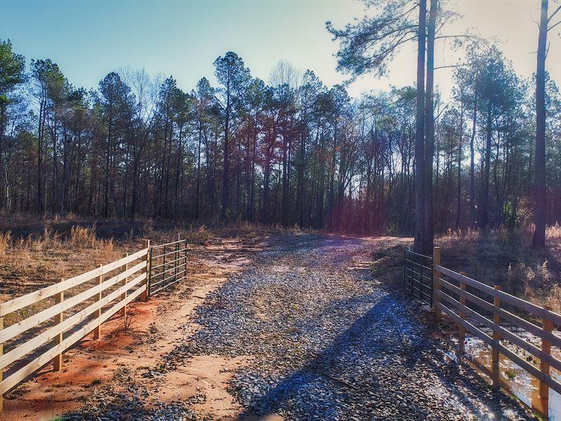 Southern Spartanburg County Farm : Enoree : Spartanburg County : South Carolina