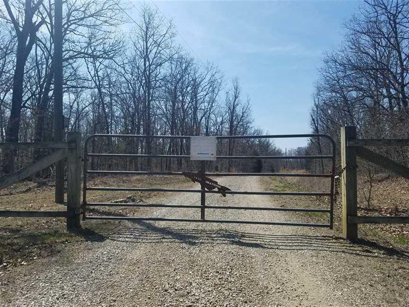 90 Acres in Benton County, MO : Cole Camp : Benton County : Missouri