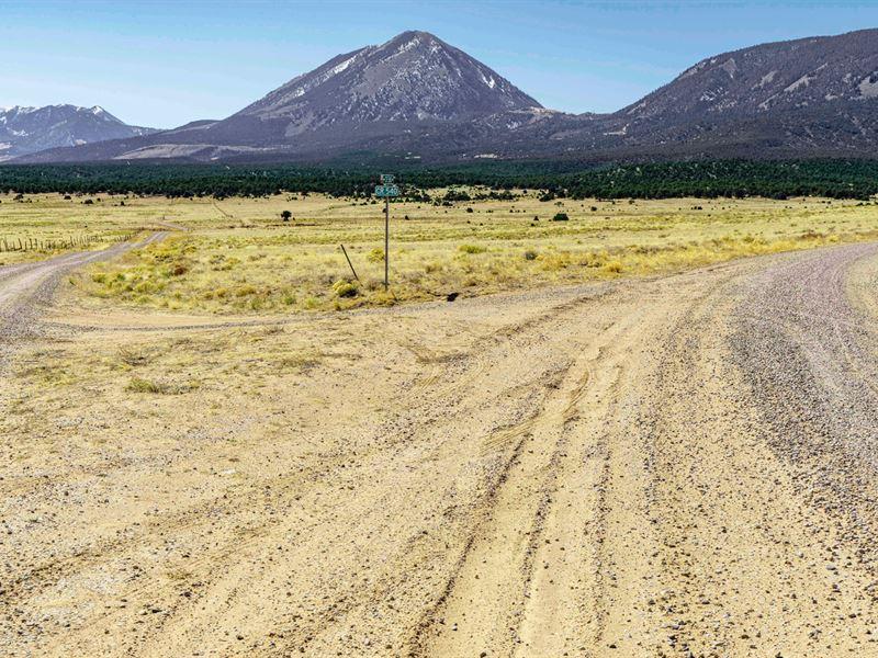 Land Near Blm & National Forest : Walsenburg : Huerfano County : Colorado