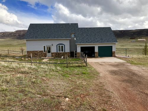 615 Rogers Canyon Road : Laramie : Albany County : Wyoming