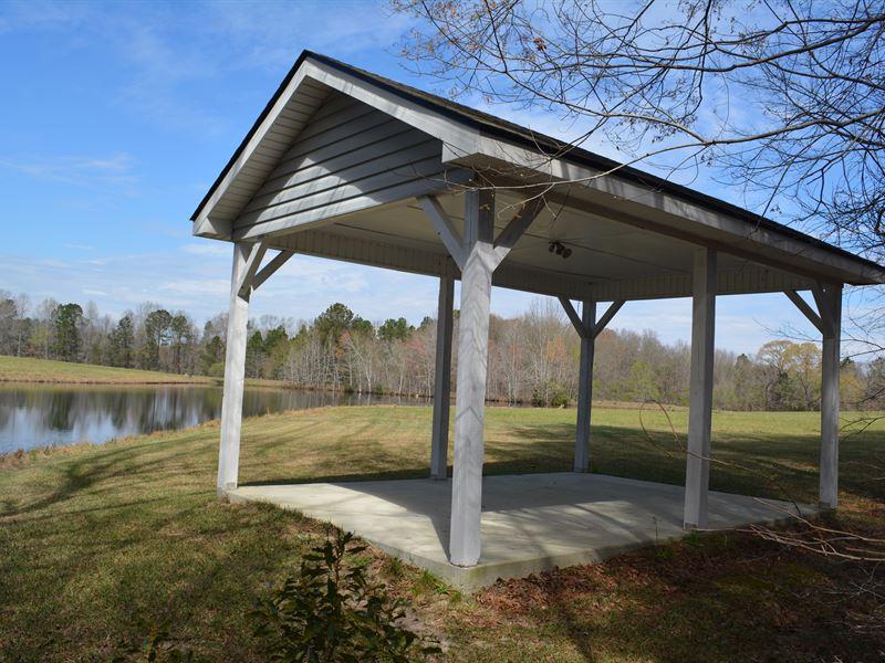 Hillside Farm : Metter : Candler County : Georgia
