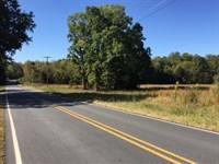 Walker Farm : Mt Pleasant : Cabarrus County : North Carolina
