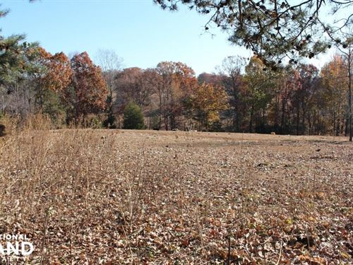 Harmony Crop & Farm Land : Harmony : Iredell County : North Carolina