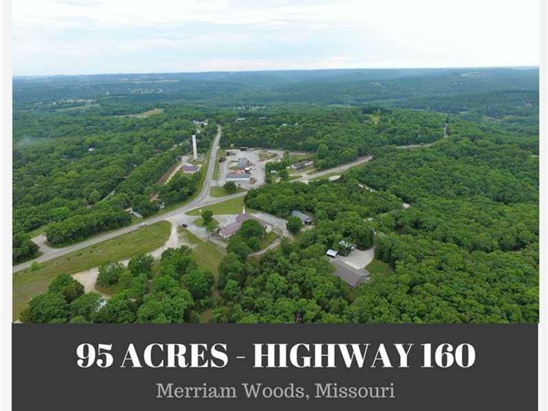 Price Reduction, Development/Comm : Merriam Woods : Taney County : Missouri