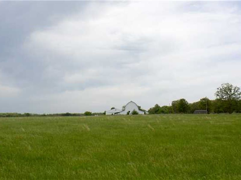 98 Acre Farm, Dallas County, MO : Long Lane : Dallas County : Missouri