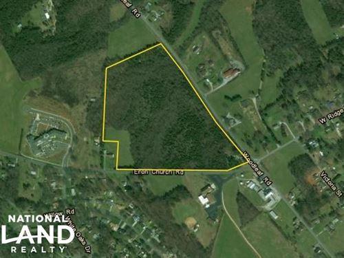 Salisbury Development Opportunity : Salisbury : Rowan County : North Carolina