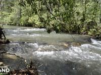99 Acre Lookout Mountain Recrea : Rising Fawn : Walker County : Georgia