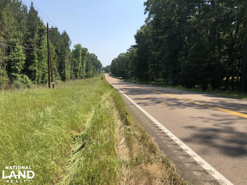 Hwy 80 Pelahatchie Residential Trac : Pelahatchie : Rankin County : Mississippi