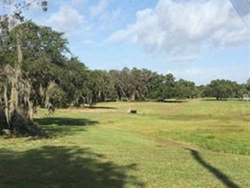 5.06 Acre Lakefront Lot In Lake Wal : Lake Wales : Polk County : Florida