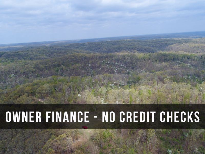 162 Acres On Lake Of The Ozarks : Climax Springs : Camden County : Missouri