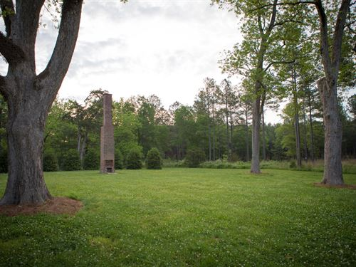 Mill Pine Plantation : Liberty : Pickens County : South Carolina