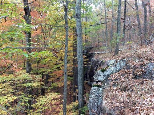 Farm With Waterfalls : Doyle : Van Buren County : Tennessee