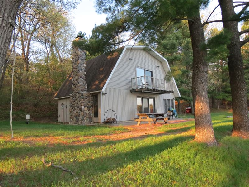 Lake Emily Real Estate Online Only : Amherst : Portage County : Wisconsin