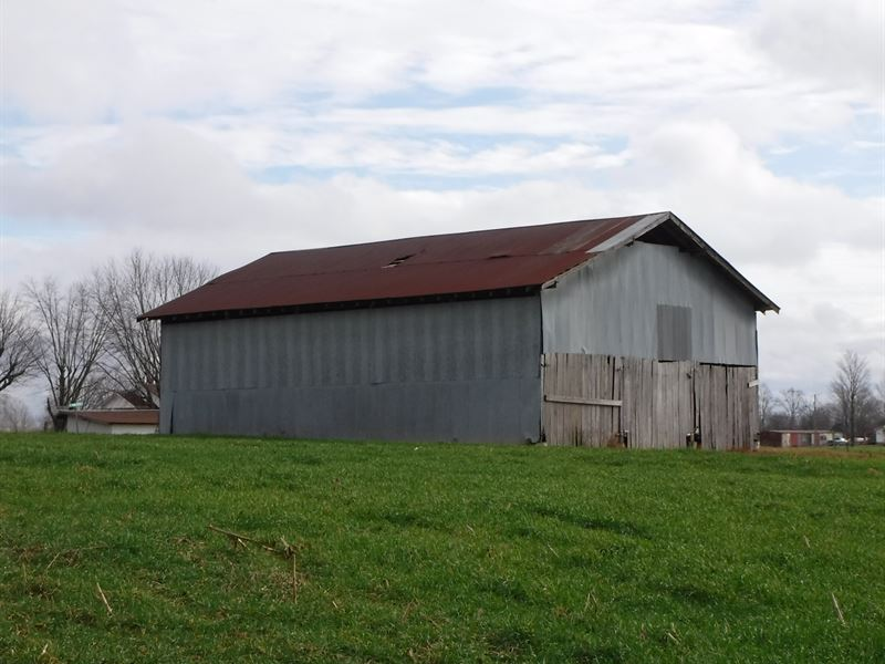 13+Ac Totally Cultivated Level Land : Red Boiling Springs : Clay County : Tennessee