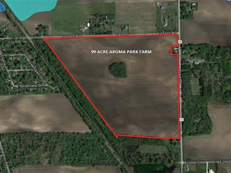 99 Acres Aroma Park : Kankakee : Kankakee County : Illinois