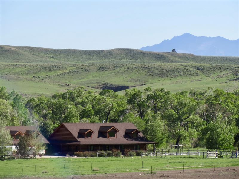 Glendo Luxury Home And Ranch : Glendo : Platte County : Wyoming