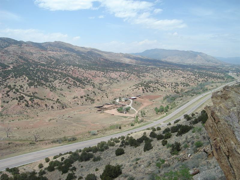 Skyline Ranch : Canon City : Fremont County : Colorado