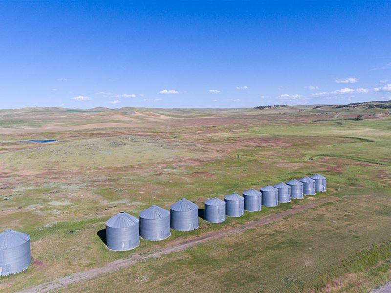 Pryor Creek Ranch : Billings : Yellowstone County : Montana