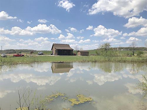 Esto Rd - 12 Acres : Howard : Knox County : Ohio