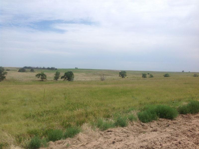 Chappell Dryland And Grass Parcel 2 : Chappell : Deuel County : Nebraska