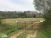 Shady Grove Road Hunting And Rec tr : Goodwater : Clay County : Alabama