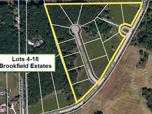 Brookfield Estates Seneca Lots 4-18 : Seneca : LaSalle County : Illinois