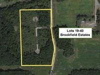 Brookfield Estates Lots 19-40 : Seneca : LaSalle County : Illinois