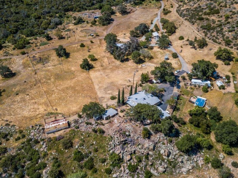 Daysprings Ranch : Julian : San Diego County : California