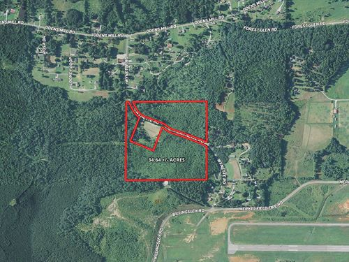 Powe Estate 34.64 Acres : Sylacauga : Talladega County : Alabama