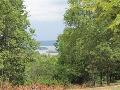 40 Acres With Mobile Home : Williamsville : Wayne County : Missouri