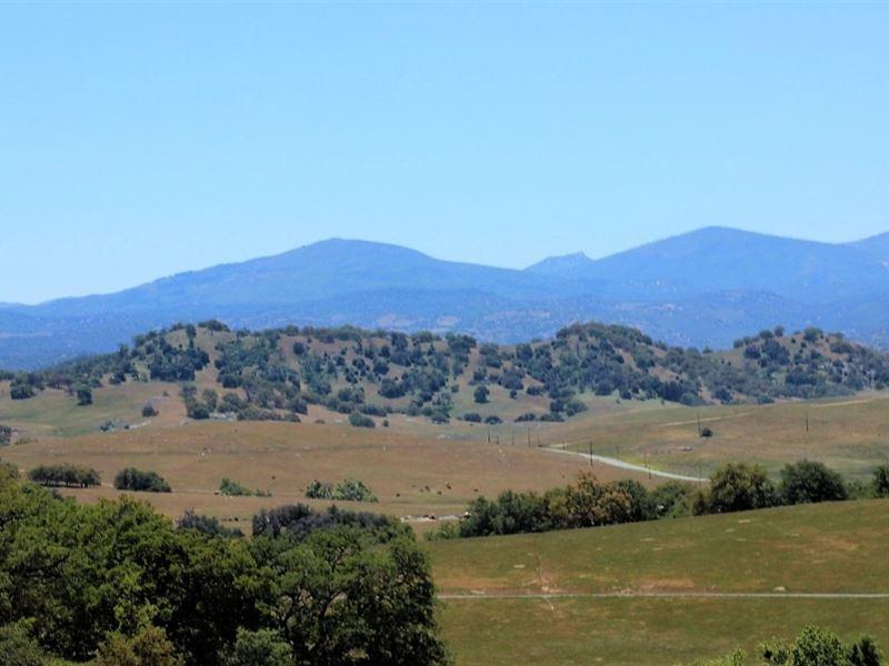 Incredible 5.5 Acres On Mesa Grande : Santa Ysabel : San Diego County : California