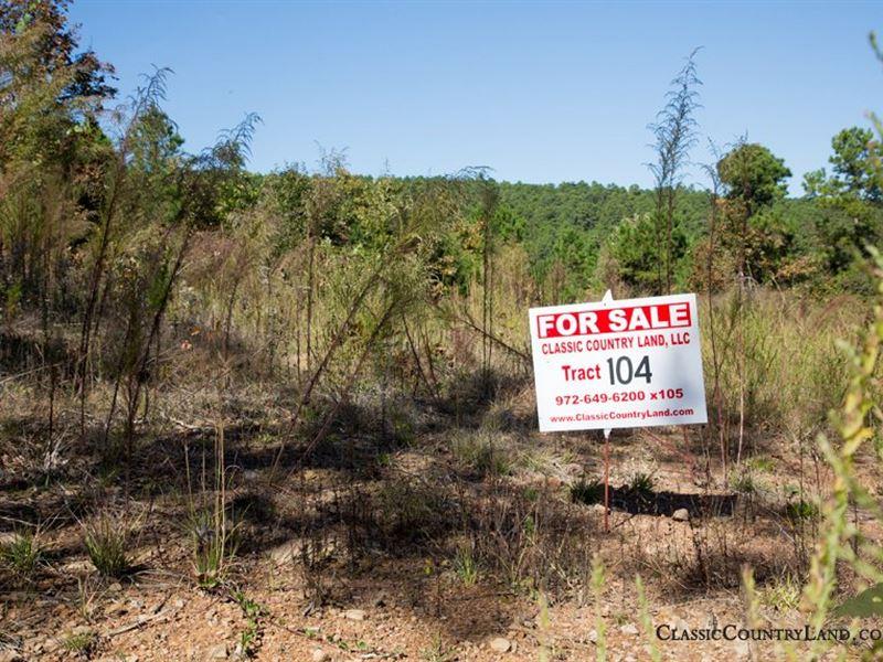 Majestic Stone Creek 104 : Wilburton : Latimer County : Oklahoma