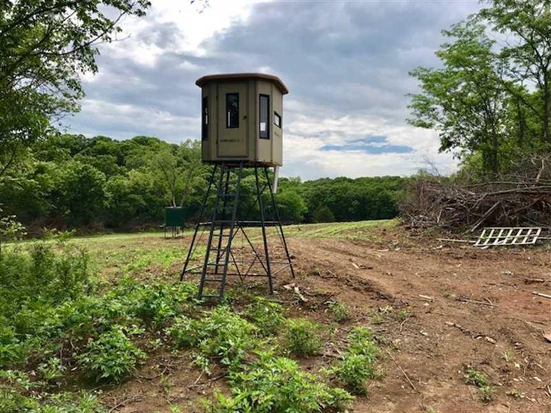 Price Reduced, 57 Acres of Pr : Oskaloosa : Jefferson County : Kansas