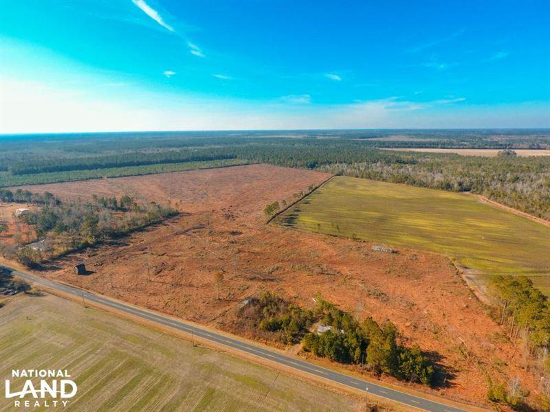 70 Acres in Kinston, NC : Kinston : Lenoir County : North Carolina