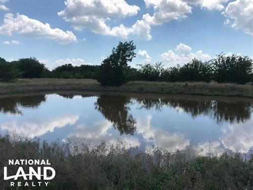 10.75 Acres Kaufman County, Pond, : Mabank : Kaufman County : Texas