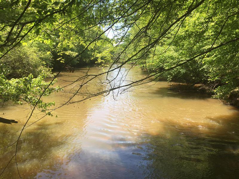 Alcovy River Farm : Covington : Newton County : Georgia