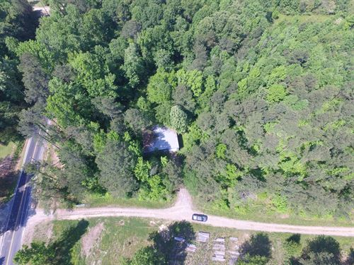 37 Acres & Metal Building : Odenville : Saint Clair County : Alabama