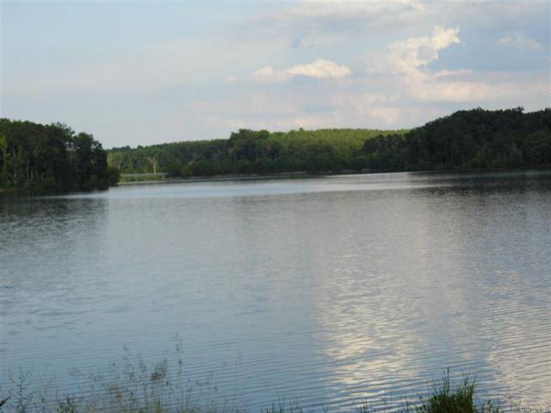 Indescribable Views : Rice : Prince Edward County : Virginia
