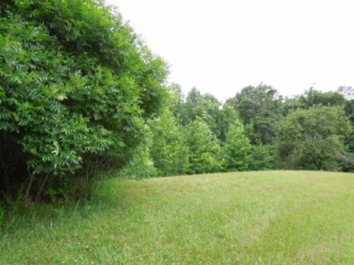 9.05 Surveyed Acres, Seller Terms : Celina : Clay County : Tennessee