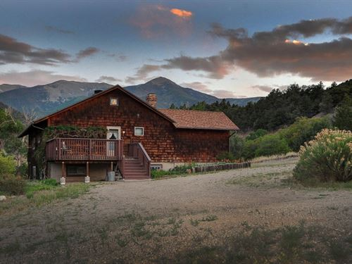 6787342, Truly Stunning Bear Creek : Salida : Fremont County : Colorado