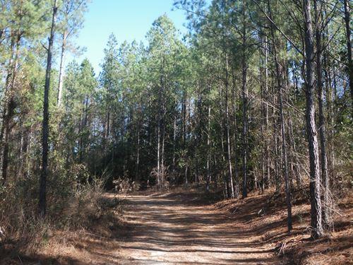 Eliska East Tract : Uriah : Monroe County : Alabama