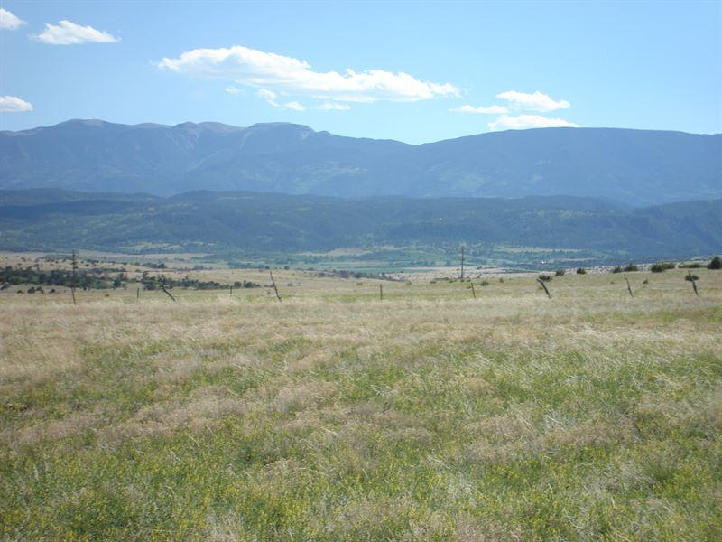 Waterbarrel Estates Lot 15 : Beulah : Pueblo County : Colorado