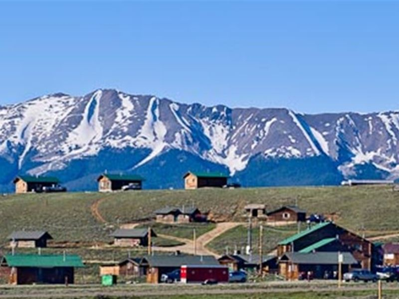 Taylor Park Trading Post : Almont : Gunnison County : Colorado