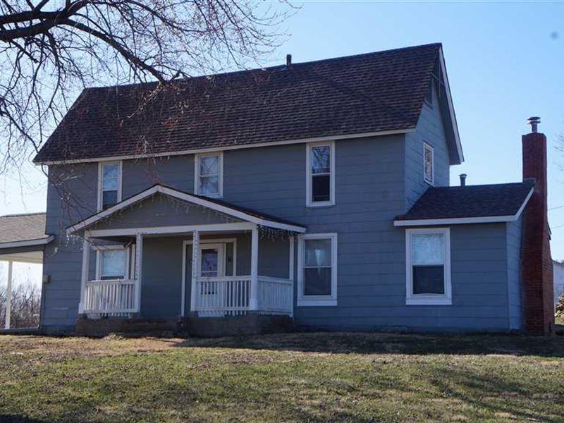 20 Acres Development Lot 1 : Harrisonville : Cass County : Missouri