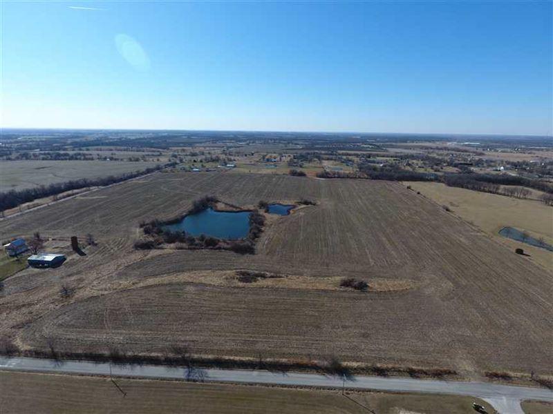 20 Acres Development Lot 2 : Harrisonville : Cass County : Missouri